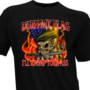 burn my flag 3