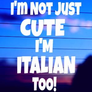 0043               Not Just Italian