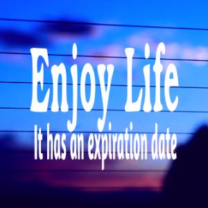 0107                     Enjoy Life