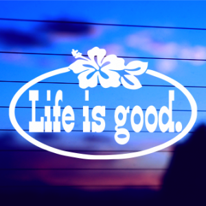 0332                      Life is Good