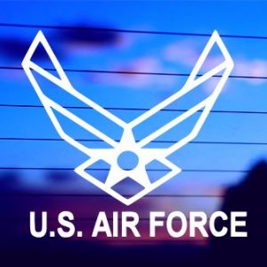 0095 US Air Force Symbol (500 x 335)