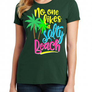Forest Green - No One Likes A Salty Beach