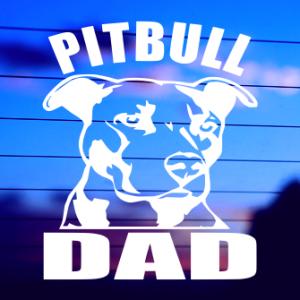 0692 Pitbull Dad